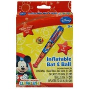 "Disney Mickey Mouse 24"" Inflatable Bat"