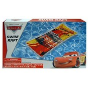 Disney Cars 19 x 48 Inflatable Raft
