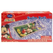 Disney Mickey 19 x 48 Inflatable Raft
