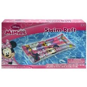 Disney Minnie 19 x 48 Inflatable Raft