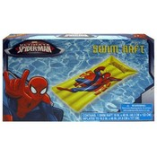 Spiderman 19 X 48 Inflatable Kids Raft