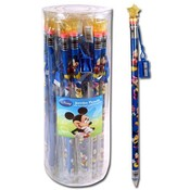 Disney Mickey Mouse Jumbo Pencil 1 Sharpener Wholesale Bulk