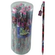 Monster High 15' Jumbo Pencil W/ Sharpener Wholesale Bulk