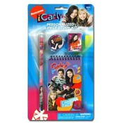 iCarly 4pk Study Kit School Stationary Set Wholesale Bulk
