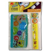 Spongebob 4Pc Stationery Set Wholesale Bulk