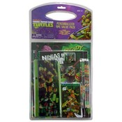 TMNT Teenage Mutant Ninja Turtles 11pc Stationary Kit Wholesale Bulk