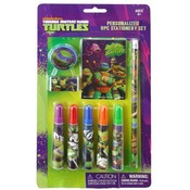 Teenage Mutant Ninja Turtles 9pc Stationery Set Wholesale Bulk
