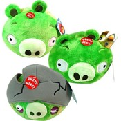8 Inch Plush Angry Birds Pig Sound Affects
