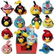 Angry Birds 5 Inch Plush Bird With Sound