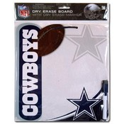 Nfl Dallas Cowboys Shaped Marker Board