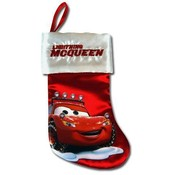 "Cars 7"" Mini Satin Christmas Stocking"