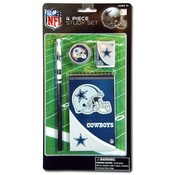 Nfl Dallas Cowboys 4Pk Study Kit Wholesale Bulk