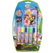 Tinkerbell 9Pc Stationery Set Wholesale Bulk