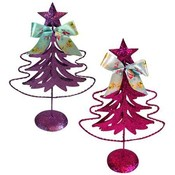 Tinkerbell 8' Metal Christmas Tree Wholesale Bulk