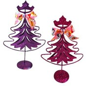 Princess 8' Metal Christmas Tree Wholesale Bulk