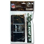 Nfl, New York Jets 4Pc Stationery Set Wholesale Bulk