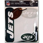 Nfl, New York Jets Shaped Marker Board