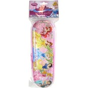 Princess Tin Zipper Pencil Case