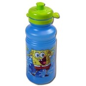 Spongebob 18 Oz. Pull Top Water Bottle Wholesale Bulk