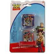 Toy Story 2Pk  Double  Sharpener
