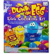 Dunk An Egg Easter Egg Decorating Coloring Kit
