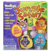 Dudleys Jungle Safari Easter Egg Coloring Kit