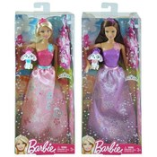 Mattel Barbie Princess and Pet Dolls Assorted Design Wholesale Bulk