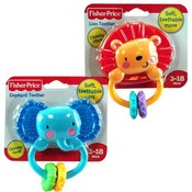 Fisher-Price Teether Asst In Peggable Pack Asstd. Wholesale Bulk