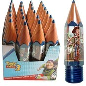 Toy Story Pencil Shaped Plastic Case