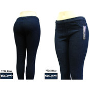 Junior Denim Leggings