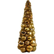 2' Gold Ornament Tree Wholesale Bulk