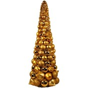 3' Gold Ornament Tree Wholesale Bulk