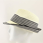 Straw Fedora Hat Wholesale Bulk