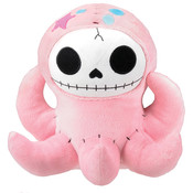 Furrybones Octopee Plush