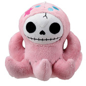 Furrybones Octopee Small Plush