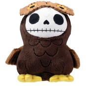 Furrybones Hootie Small Plush