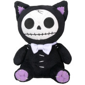 Furrybones Black Mao-Mao Small Plush