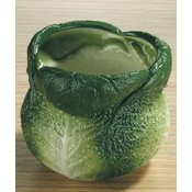 Savoy Cabbage Utensil Holder