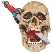 Collectible Skull - Dagger