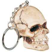 Skull Key Chain (Pack Of 12)