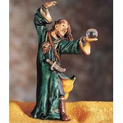 Medium Wizard Figurine