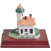 Lighthouse Collectible- Cape Arago, OR