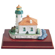 Lighthouse Collectible- Alki Point, WA