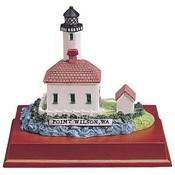Lighthouse Collectible- Point Wilson, WA