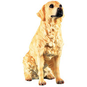 "7"" Dog - Golden Retriever Figurine"