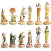 Chess Set - Fairyland Legends