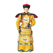 Figurine - Chinese Emperor