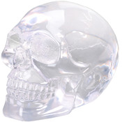 Collectible- Small Translucent Skull