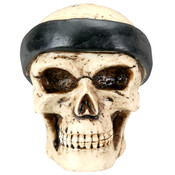 Collectible- Skull W/ Bandanna
