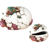 Dragon Hatching Trinket Box